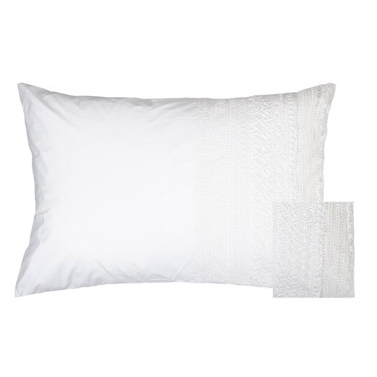 Bellamy Cotton Pillowcase Pair 50x75cm