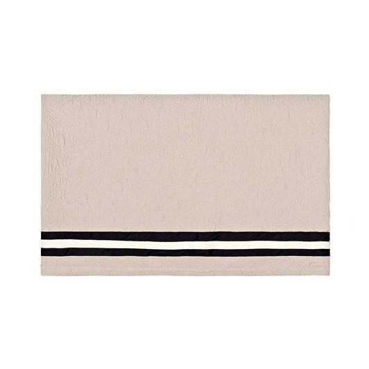 Matlas Beck Throw With Stripe Trim 150x200cm