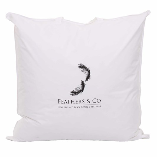 Feathers & Co Premium NZ Duck Feather And Down Euro 70x70