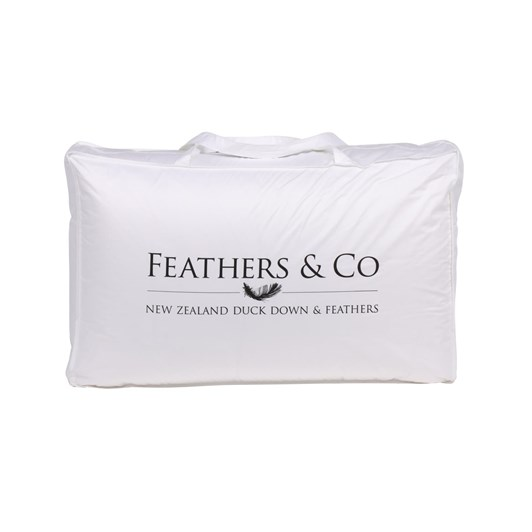 Feathers & Co Premium NZ Duck Feather And Down Duvet Inner