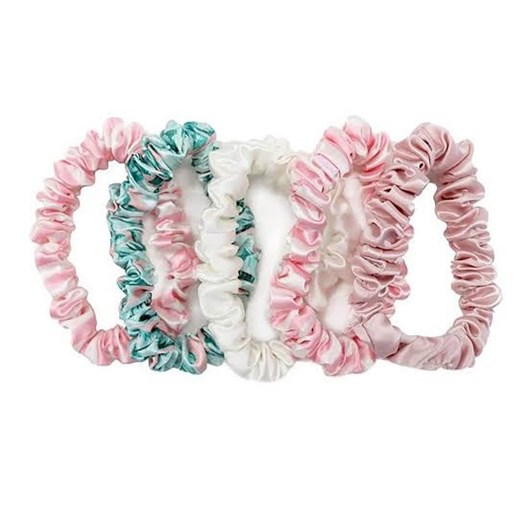 Silk Scrunchie 5 Pack Midi's