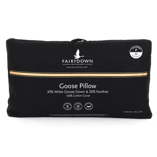 Fairydown Goose Pillow 50/50 - High
