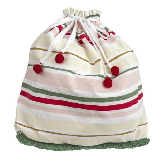Wallace Cotton Stripe Santa Sack