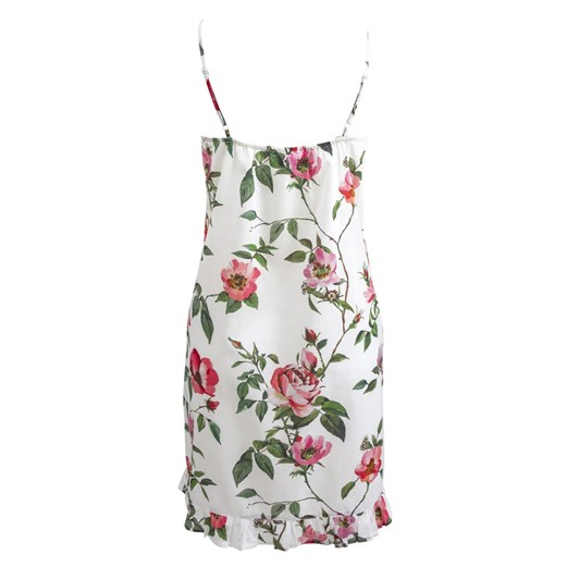 Wallace Cotton Rosie Floral Pintuck Nighty