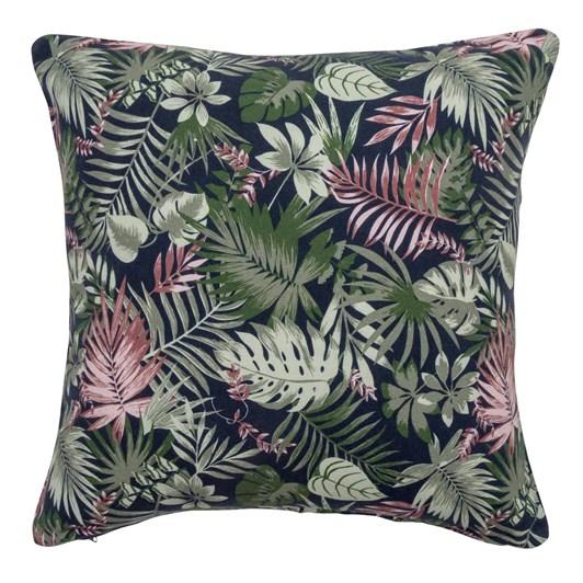 Wallace Cotton Rainforest Square Cushion