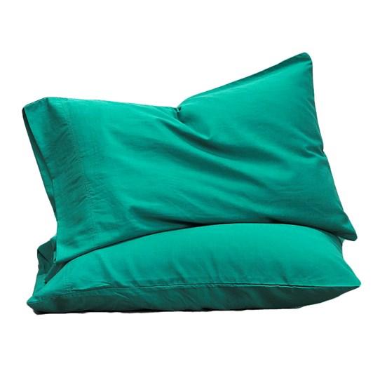George Street Linen Bamboo Linen Standard Pillowcase Pair