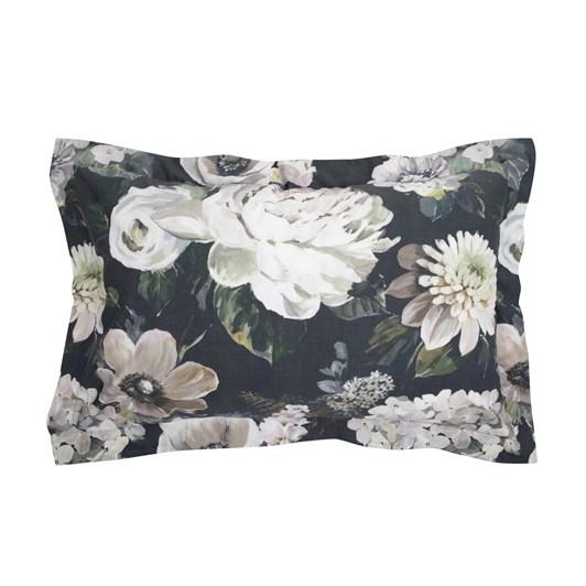Wallace Cotton Amarante  Oxford Pillowcase Set