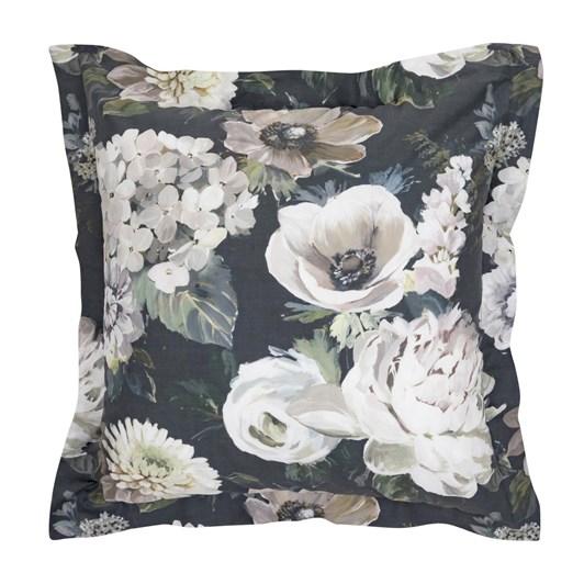 Wallace Cotton Amarante  European Pillowcase