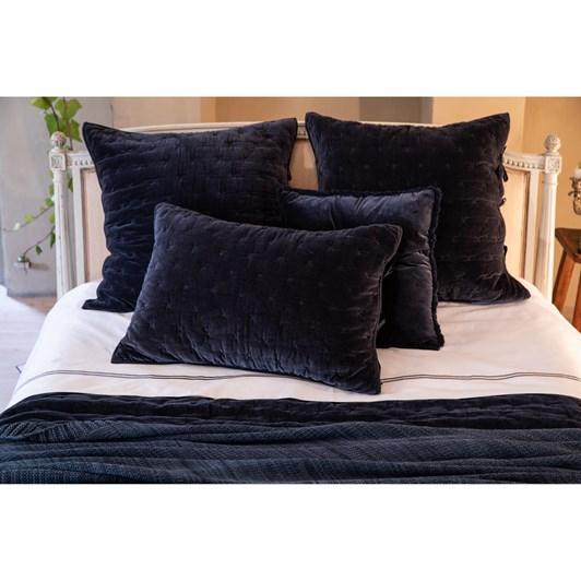 Wallace Cotton Palace Velvet Standard Pillowcase
