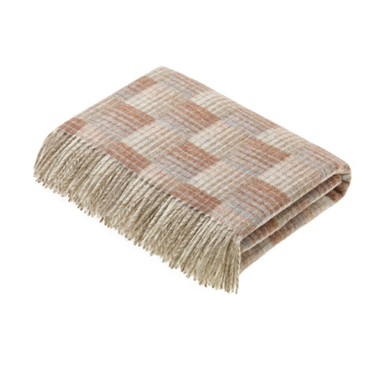 Bronte Transitional Sandstone Castle Wool Throw