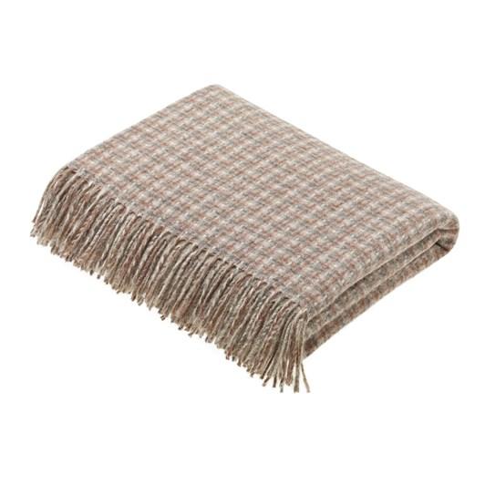 Bronte Transitional Sandstone Villa Wool Throw