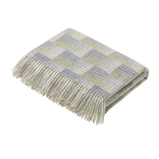 Bronte Transitional Onyx Castle Wool Throw