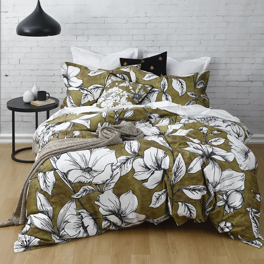 MM Linen Hally Duvet Set