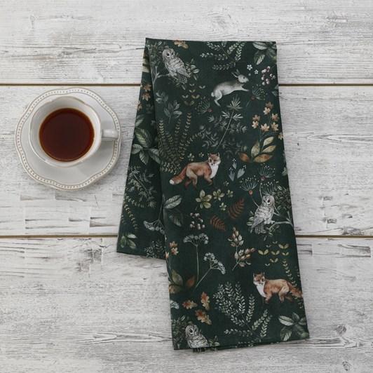 MM Linen Briar Tea Towel 50x70