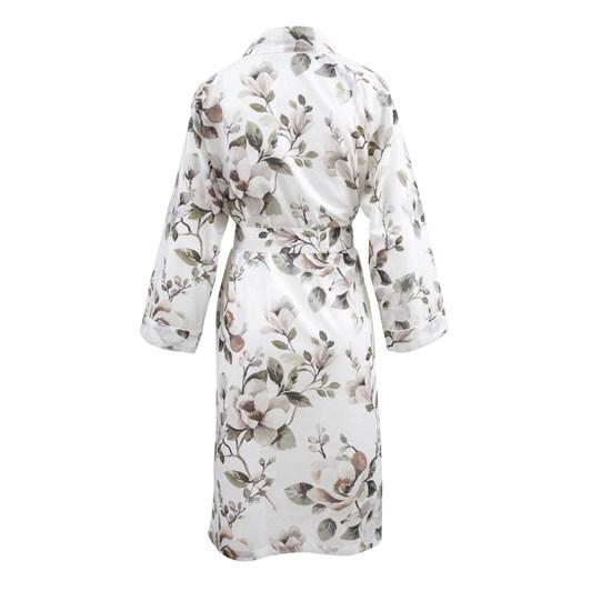 Wallace Cotton Magnolia Long Sleeve Robe