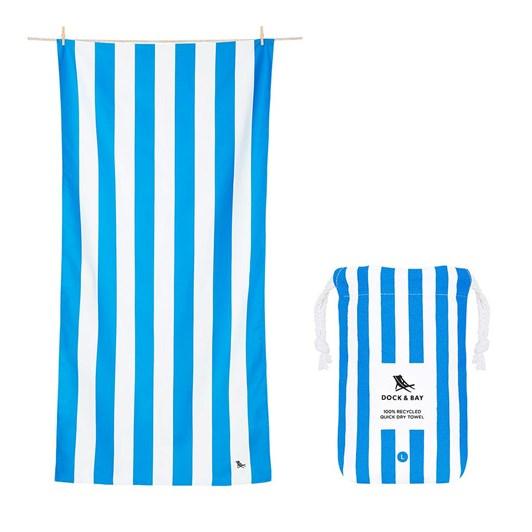 Dock & Bay Cabana Collection Large Beach Towel