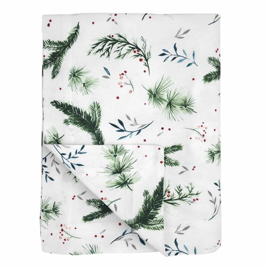 Wallace Cotton Christmas Tree Tablecloth
