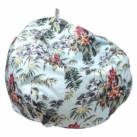 Wallace Cotton Hamana Floral Beanbag