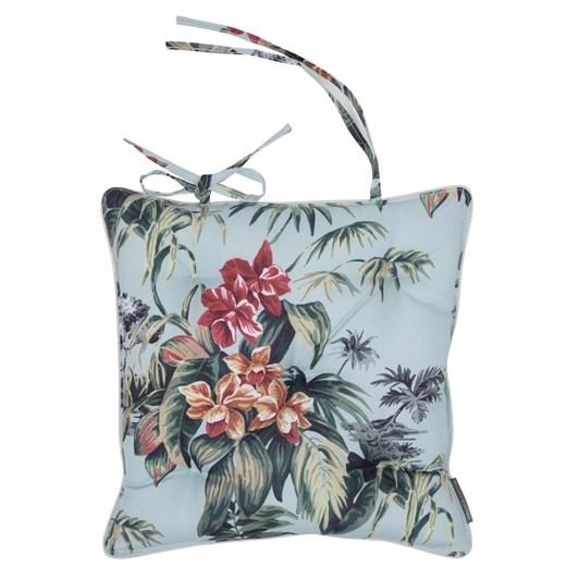Wallace Cotton Hamana Floral Seat Pad