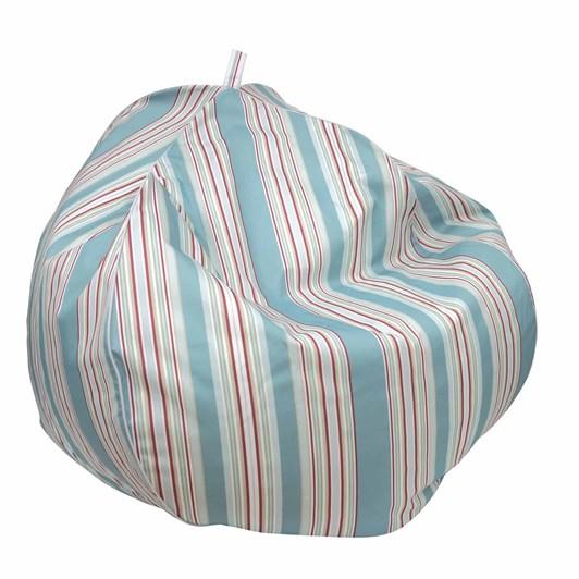 Wallace Cotton Hamana Stripe Beanbag