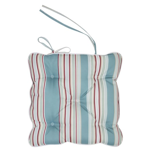 Wallace Cotton Hamana Stripe Seat Pad