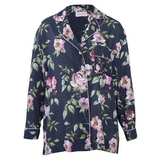 Wallace Cotton Bonnie PJ Shirt Pink Rose