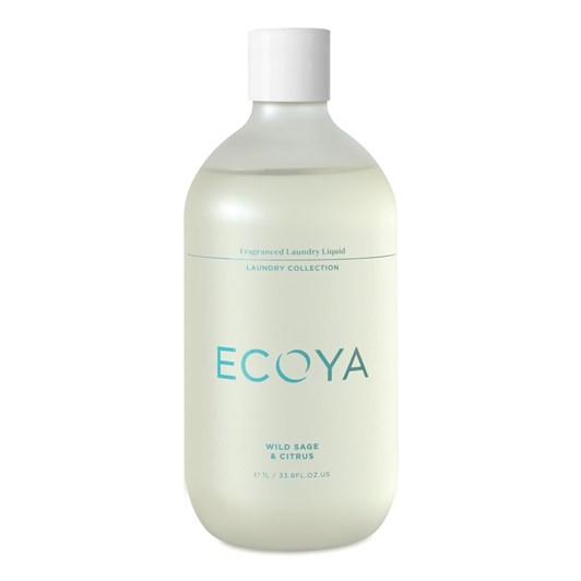 Ecoya Laundry Detergent Wild Sage & Citrus 1L