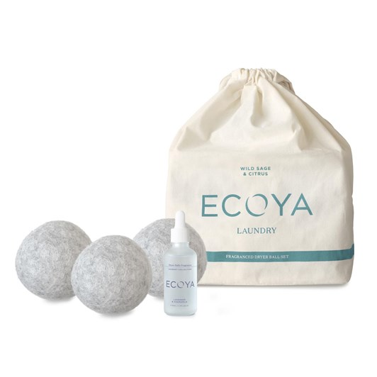 Ecoya Dryer Ball Set Wild Sage & Citrus