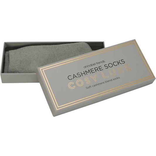 Annabel Trends Cosy Luxe Cashmere Socks