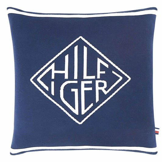 Tommy Hilfiger Diamond Monogram Cushion