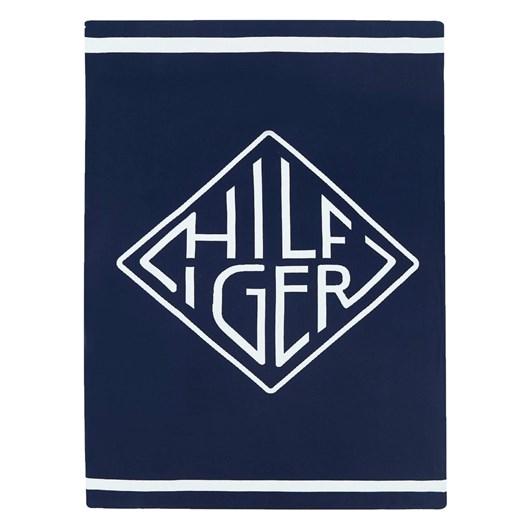 Tommy Hilfiger Diamond Monogram Throw