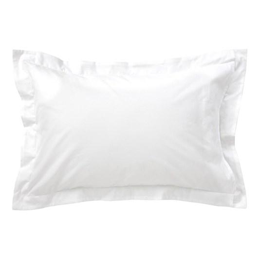Wallace Cotton Laurel Oxford Pillowcase