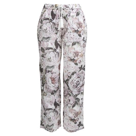 Wallace Cotton Emily PJ Pant With Wide Leg Cuff