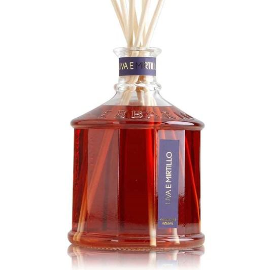 Erbario Toscano Grape Biberry Home Fragrance Diffuser 1L