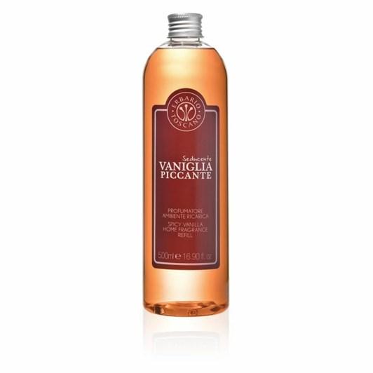 Erbario Toscano Vanilla Piccante Home Fragrance Diffuser Refill 500ml