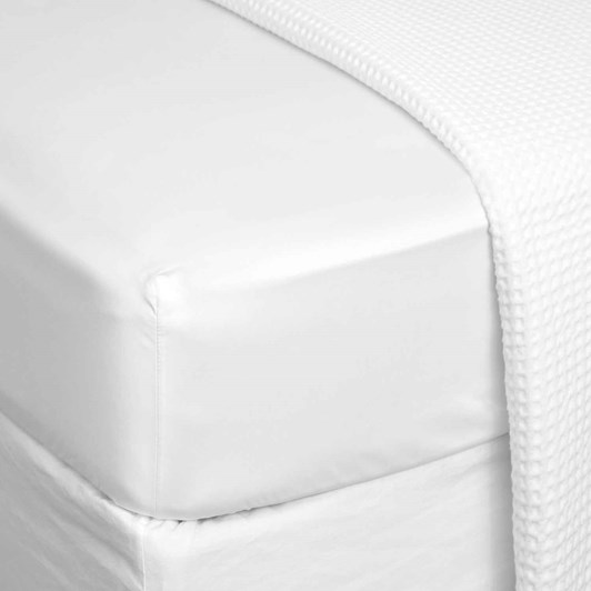 Wallace Cotton Monarch Sateen Fitted Sheet