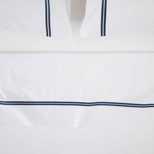 Wallace Cotton Monarch Sateen Flat Sheet