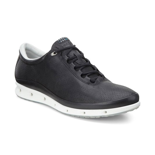 Ecco Ecco 02 - Black/White U-R-Yak/Decoration