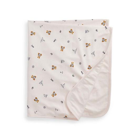Polo Ralph Lauren Polo Bear Interlock Blanket
