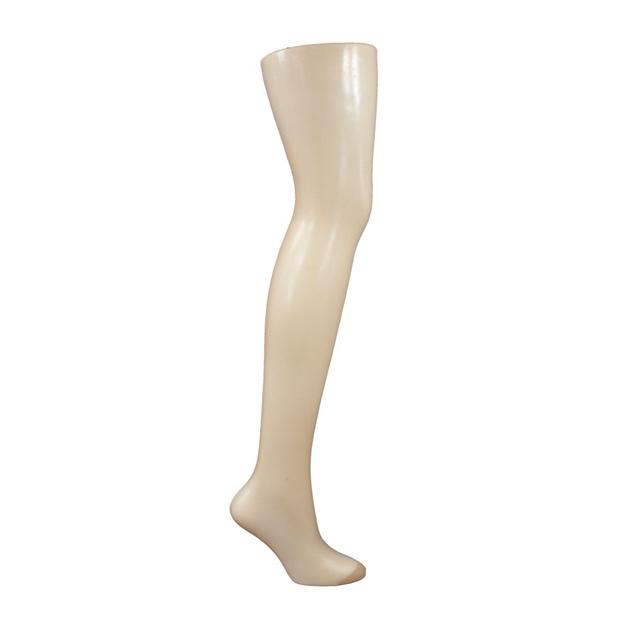 Columbine Busy Legs Sheer Pantihose - blush