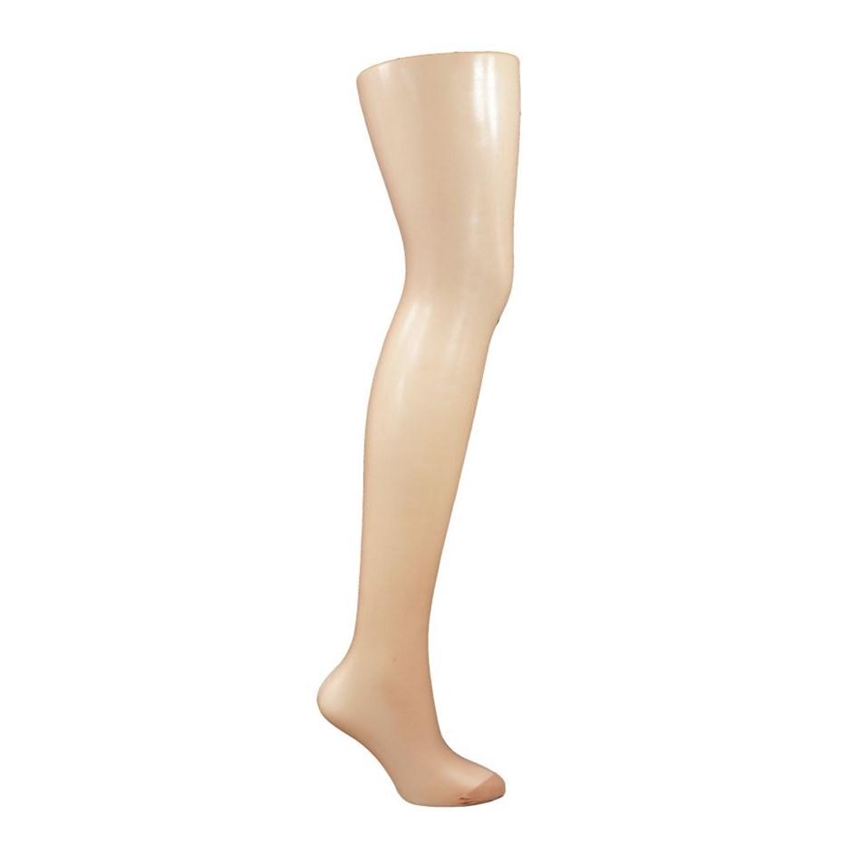 Columbine Busy Legs Sheer Pantihose - melotone