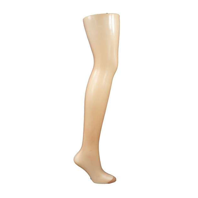 Columbine Busy Legs Sheer Pantihose - spice