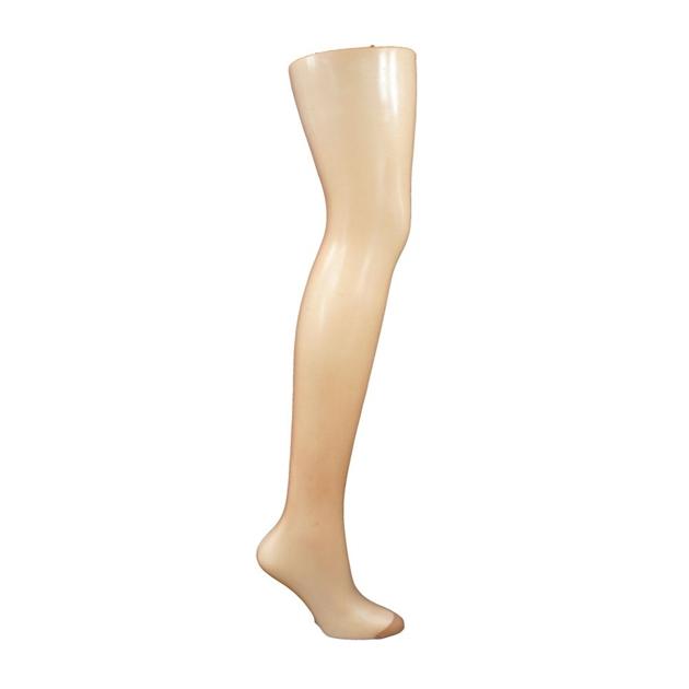 Columbine Silky Legs 15 Denier With Lycra - spice