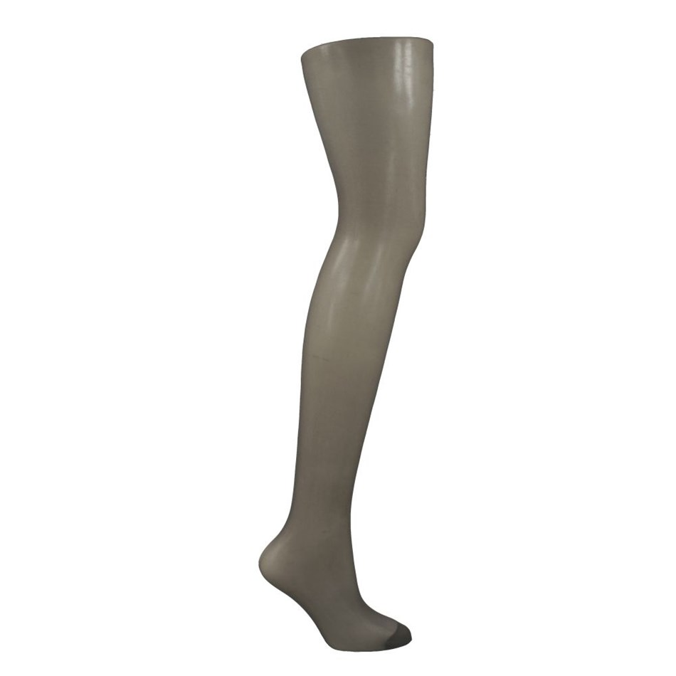 Columbine Sheer Panel Gusset Pantihose -