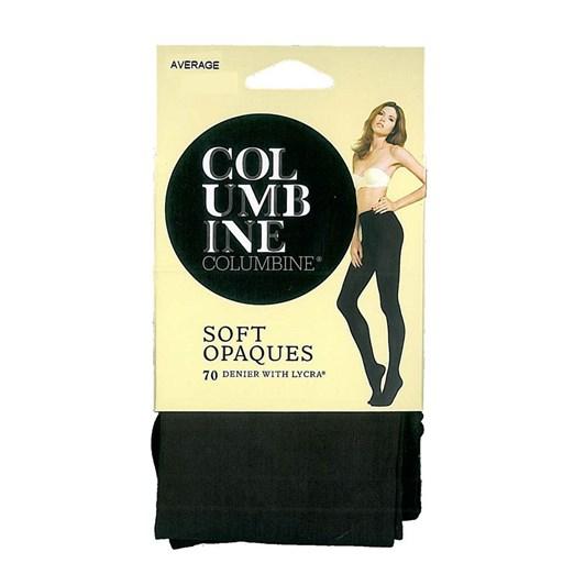 Columbine Soft Touch Opaque Matte Pantihose - 70D
