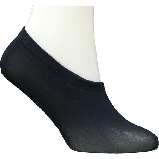Columbine Cotton Blend Footlets