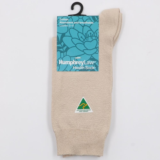 Pure Cotton Health Socks -