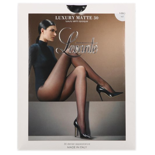 Levante Luxury Matt 30 Semi-Opaque Pantihose