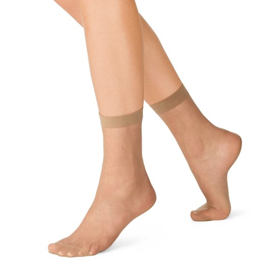 Kayser Sheer Anklets 2 Pack