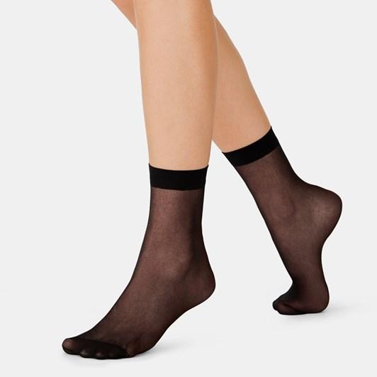 Kayser Sheer Anklets 2 Pack